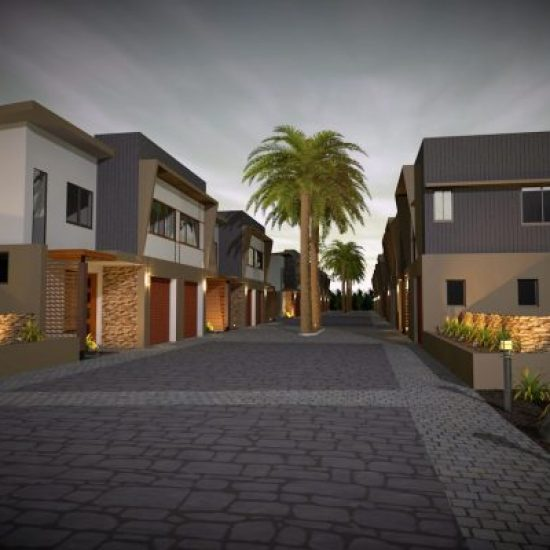Transcendence Living – Townhouse Development