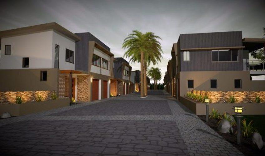 Transcendence Living – Townhouse Development