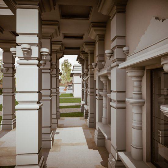 New Place of Worship – Swaminarayan Temple